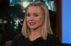 Kristen Bell wants to remove the stigma attached to 'wet fingertip' phobia