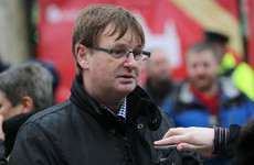 'Willie Frazer have you found your daddy yet?' - Condemnation of bonfire taunting Troubles victim