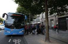 A bus driver shortage has forced Aircoach to take matters into its own hands