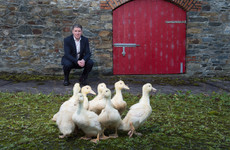 Meet the man behind the Monaghan farm selling duck to the Chinese