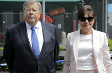 Melania Trump's parents were sworn in as US citizens today