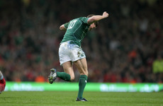 Ronan O'Gara to become 12th Irish player inducted into World Rugby's Hall of Fame