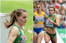 Phil Healy books 200m semi-final spot as Mageean eases into 1500m final at European championships