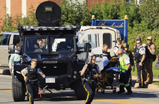 Two police officers among four fatalities in Canadian mass shooting as suspected gunman arrested