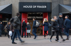 Mandate trade union seeks meeting over future of House of Fraser Dundrum