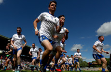 Monaghan make one change ahead of their first All-Ireland semi-final since 1988