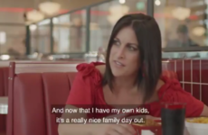 Ok, what's the deal with that bizarre new Eddie Rocket's promo featuring Lucy Kennedy?