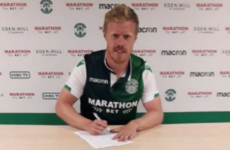 Daryl Horgan signs three-year deal with Hibs
