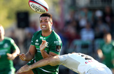 Kelleher hat-trick gets Connacht's Friend era off to winning start in France