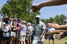 Shane Lowry four shots off leader Koepka ahead of Major Sunday