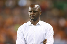 Patrick Vieira's managerial reign in Ligue 1 off to a dismal start