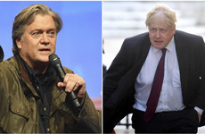 Burqa row: Steve Bannon comes out to bat for Boris Johnson