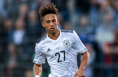 Paris Saint-Germain agree €37 million deal for young German defender
