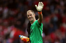 Joe Hart keeps clean sheet on Burnley Premier League bow against Saints