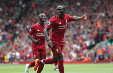 'We did a great job' - Two-goal Sadio Mane praises 'strong' Liverpool teamwork