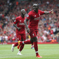 'We did a great job' - Two-goal Sadio Mane praises 'strong' Liverpool teamwork