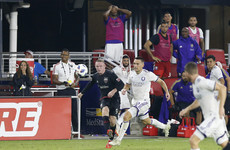 Wayne Rooney inspires DC United to last-gasp win with goal-saving tackle and cross