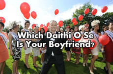 Which Dáithí Ó Sé Is Your Boyfriend?