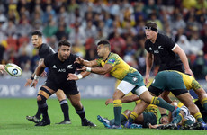 Genia insists Bledisloe Cup is rugby's 'pinnacle' ahead of All Blacks showdown