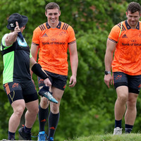 Positive news on O'Donnell but several Munster players remain long-term absentees