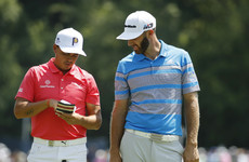Furyk confirms first eight on US Ryder Cup team, Tiger will have to push for captain's pick