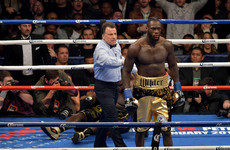 WBC champ Deontay Wilder confirms he'll be in Belfast to watch Tyson Fury on Saturday