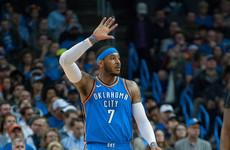 Melo joins the Houston Rockets after woeful OKC season