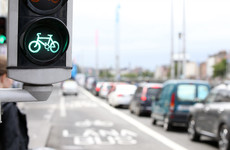 Calls for drivers who park on cycle lanes to get penalty points
