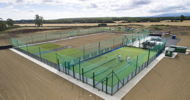 'You should have seen the look on the players' faces': Cricket Ireland open new €700,000 training centre
