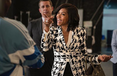 Taraji P. Henson can hear men's inner thoughts in her new movie, and Twitter is divided