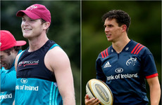 Munster conservative over Bleyendaal's return as JVG backs Carbery to be long-term 10
