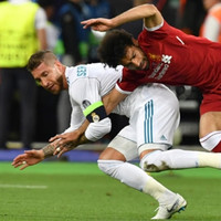 'It's not the first final he's lost' - Ramos bites back at Klopp