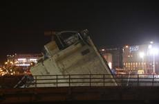 Death toll following Genoa bridge collapse reaches 38
