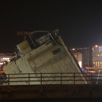 Death toll following Genoa bridge collapse reaches 38