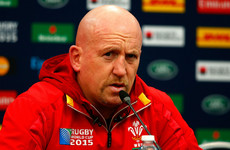 Wales defence coach Edwards takes role with Ospreys