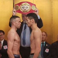 Weight on the button for Portlaoise's TJ Doheny ahead of tomorrow's date with destiny in Tokyo