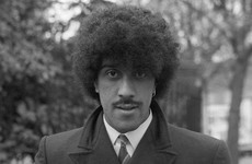 Since it's results day, here's a look at some of Phil Lynott's old grades