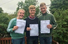 'I was really surprised and shocked' - Seven Leaving Cert students get eight H1s