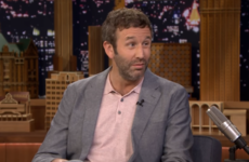 Chris O'Dowd told Jimmy Fallon a hilarious story about how he blagged a job in Paris as a teenager