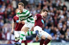 Hearts beat Celtic and will face Hibs in all-Edinburgh Scottish Cup final