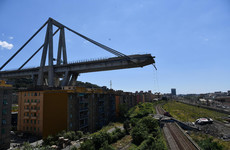Three children aged 8, 12 and 13 among 39 dead in Italy bridge collapse tragedy