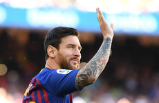 Messi promises to do 'everything possible' to guide Barcelona back on top of Europe