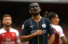 Gundogan ready to step up in absence of injured De Bruyne