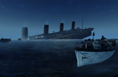 Now you can explore the Titanic shipwreck from your living room
