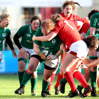 'Ireland and Quins are very supportive of me going back and forth'