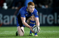 Fardy captains Leinster as Frawley gets shot at 10 against Newcastle