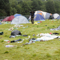 Steel cups and banning plastic cutlery: How music festivals are trying to combat waste
