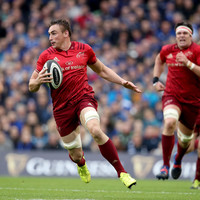 O'Donnell leads Munster for clash with Kidney's London Irish in Cork