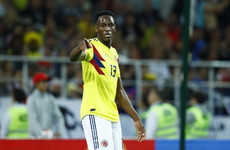 Everton rubbish Man United reports over Yerry Mina's agent fees