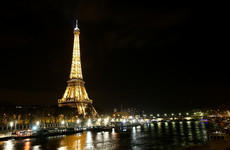 A French chef with 21 Michelin stars is battling his eviction from the Eiffel Tower